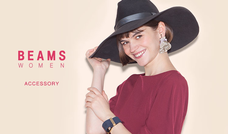 BEAMS WOMEN -ACCESSORY-
