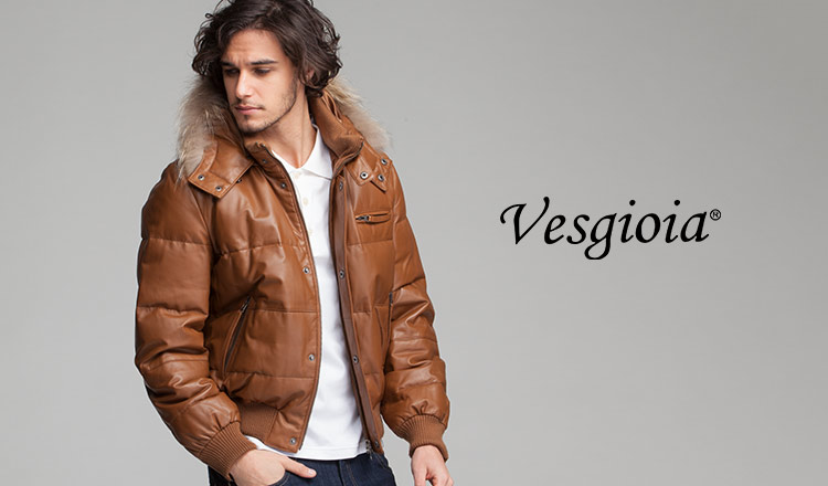 MEN'S VESGIOIA FUR SELECTION