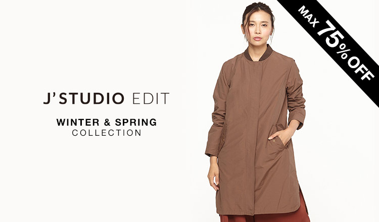 J'STUDIO-WINTER&SPRING COLLECTION-