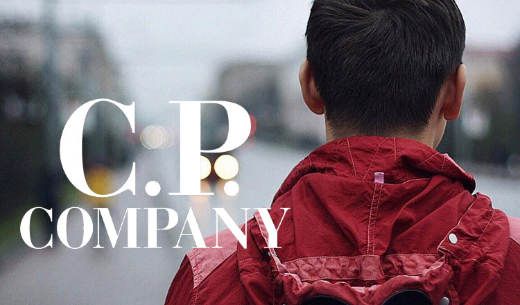 C.P. COMPANY(シーピーカンパニー)