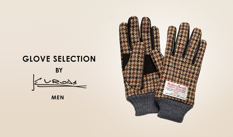 GLOVE SELECTION for MEN