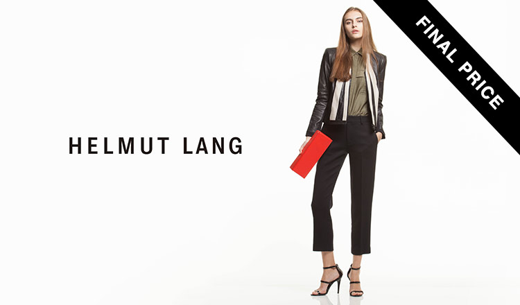 HELMUT LANG -FINAL PRICE-