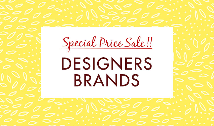 DESIGNERS BRANDS SPECIAL PRICE SALE