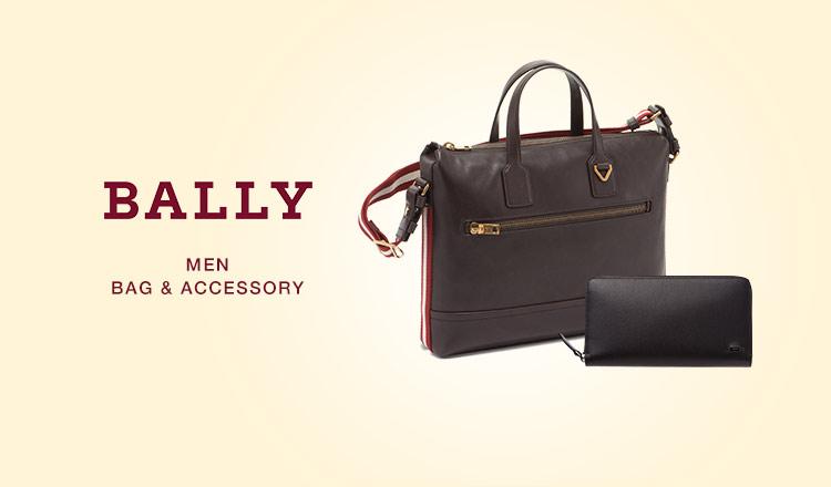 BALLY MEN -BAG&ACCESSORY-