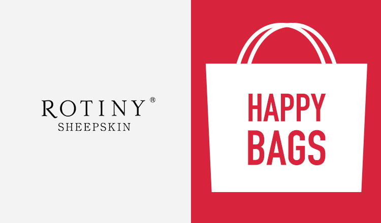 ROTINY SHEEPSKIN_HAPPY BAG