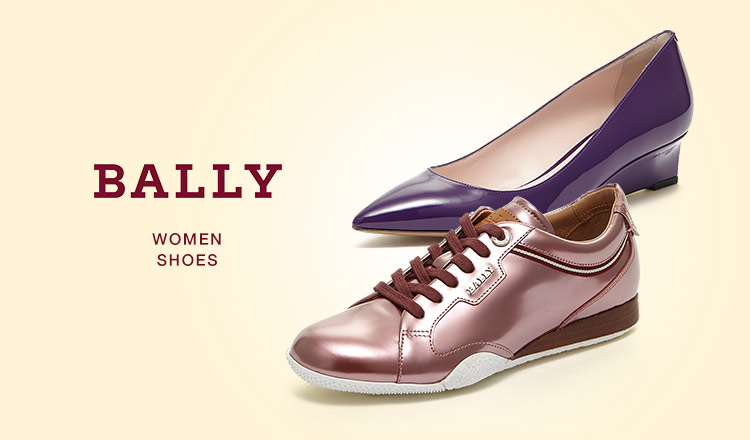 BALLY WOMEN -SHOES-