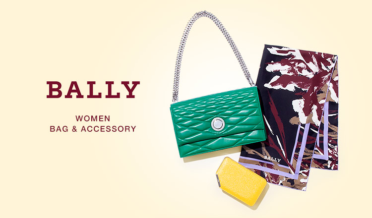 BALLY WOMEN -BAG&ACCESSORY-