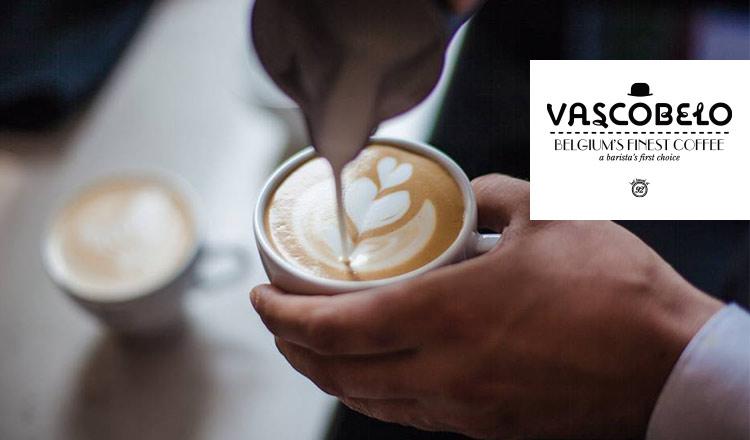 ベルギー発スペシャルティ・コーヒー VASCOBELO(ベルギーハツスペシャルティ・コーヒーヴァスコベロ)