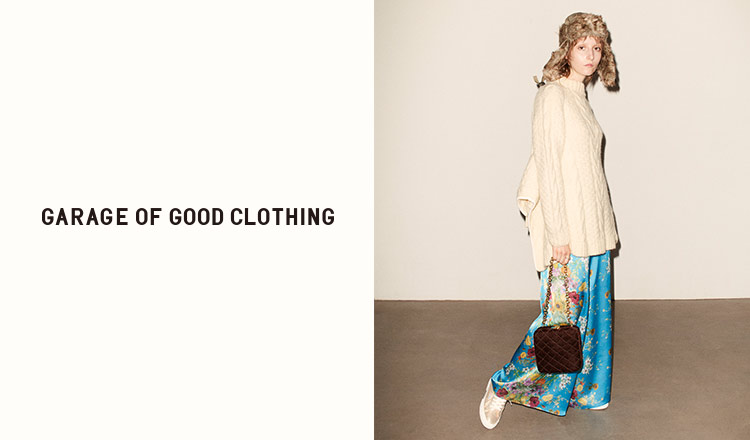GARAGE OF GOOD CLOTHING(ガレージ オブ グッド クロージング)