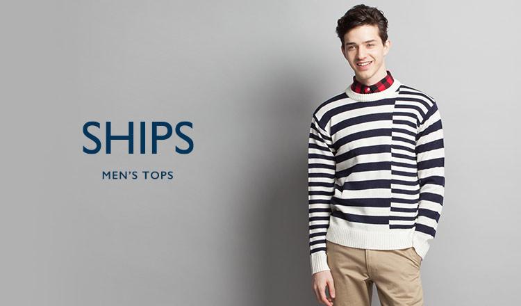 SHIPS MEN'S TOPS