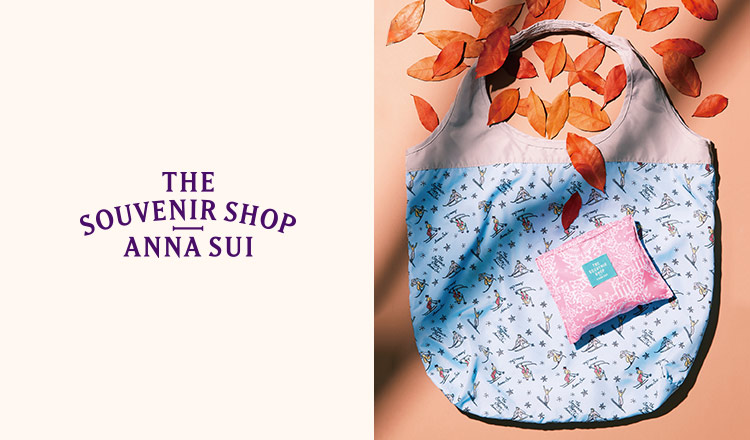 THE SOUVENIR SHOP ANNA SUI