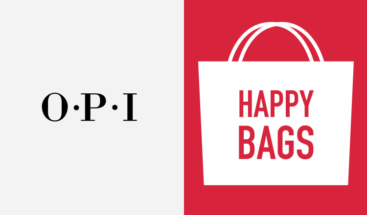 HAPPY BAG O・P・I