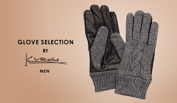 GLOVE SELECTON for MEN