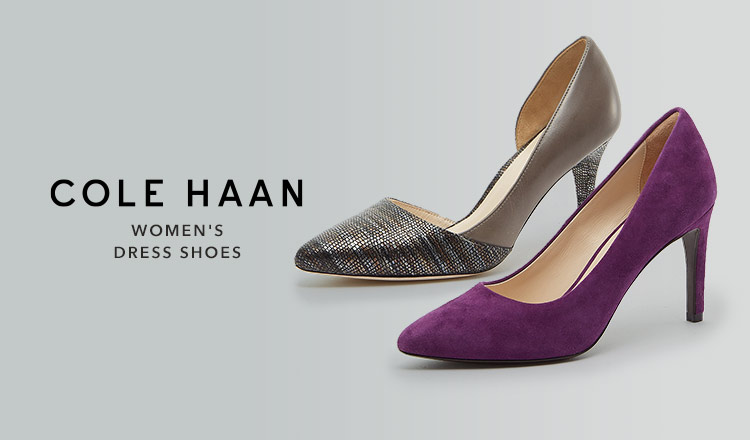 COLE HAAN WOMEN'S DRESS SHOES