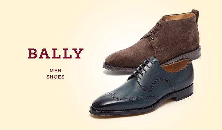 BALLY MEN -SHOES-
