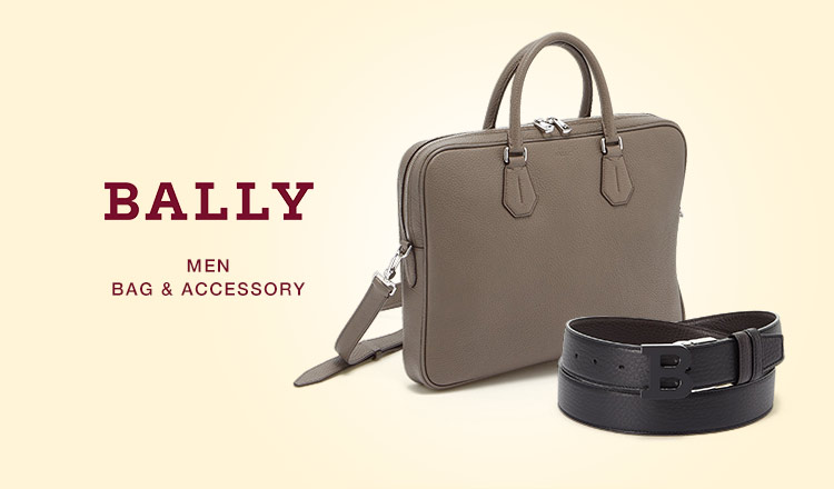 BALLY MEN -BAG&ACCESSORY-