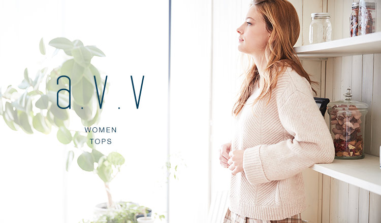 a.v.v Women - TOPS -