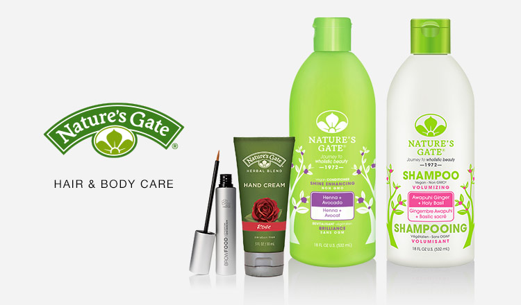 NATURE'S GATE AND MORE-HAIR&BODY CARE-