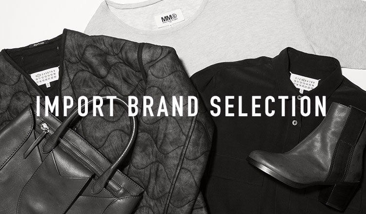 IMPORT BRAND SELECTION