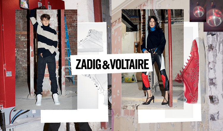 ZADIG & VOLTAIRE(ザディグ エ ヴォルテール)