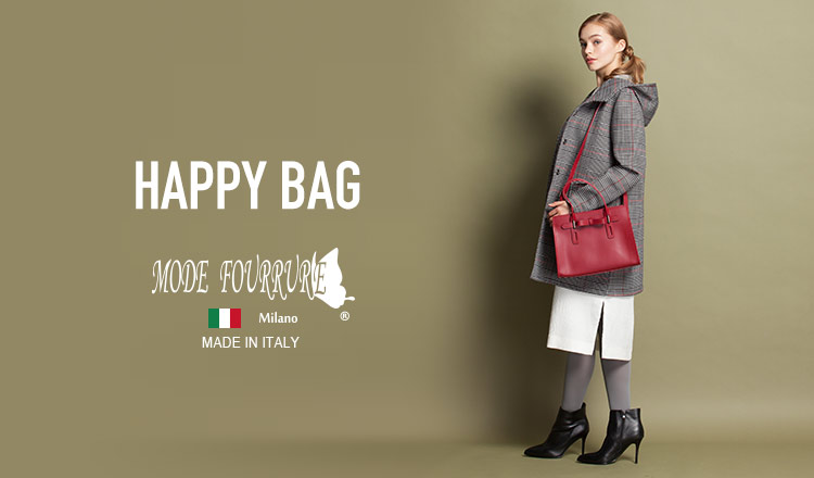 MODE FOURRURE_HAPPY BAG