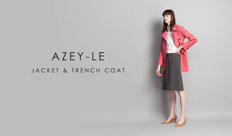 AZEY-LE JACKET & TRENCH COAT