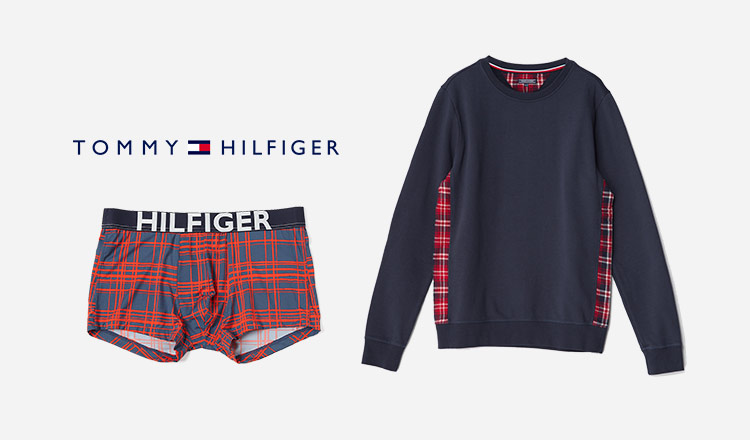 TOMMY HILFIGER(トミー ヒルフィガー)