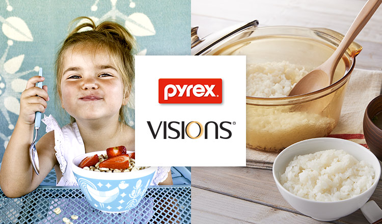 VISIONS / PYREX / EMILE HENRY