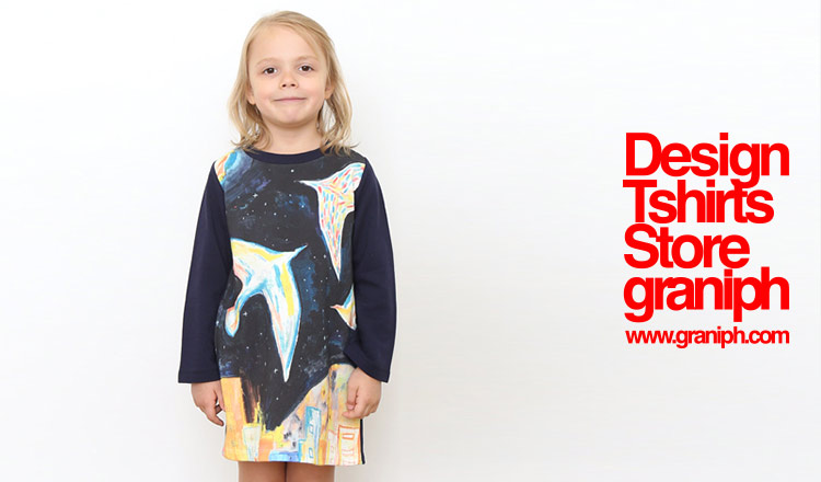 DESIGN TSHIRTS STORE GRANIPH KIDS DRESS