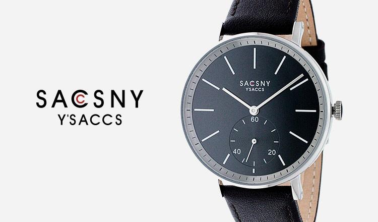 SACCSNY Y'SACCS(サクスニー イザック)