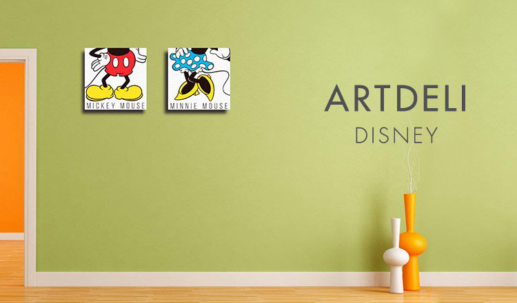 ARTDELI -DISNEY and more-