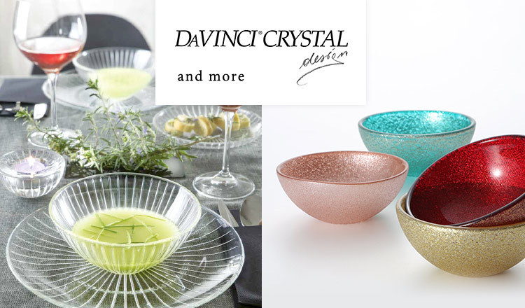 DAVINCI CRYSTAL and more