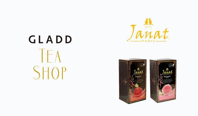 エレガントな紅茶 -JANAT-