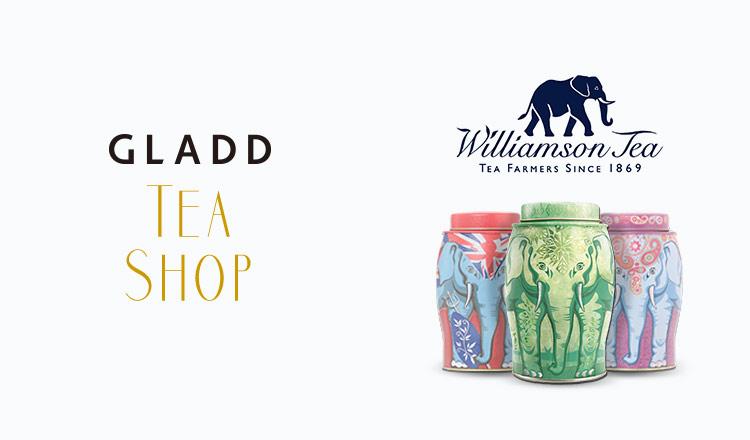 WILLIAMSON TEA(ウィリアムソンティー)