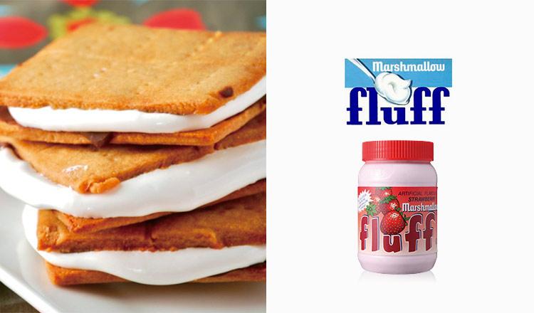 とろけるマシュマロクリーム -FLUFF-