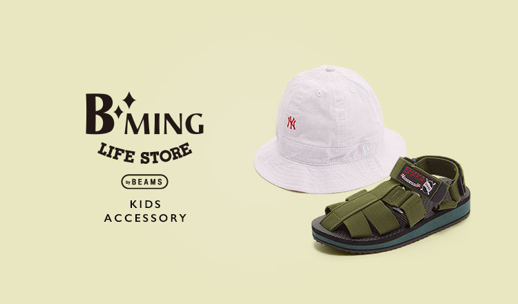 B:MING LIFE STORE by BEAMS KIDS -ACCESSORY-