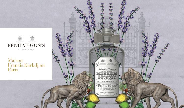 PENHALIGON'S/MAISON FRANCIS KURKDJIAN