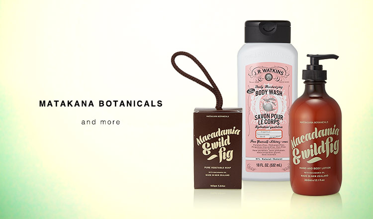 MATAKANA BOTANICALS &MORE