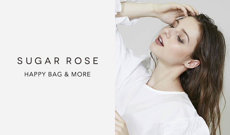 SUGAR ROSE HAPPY BAG & MORE