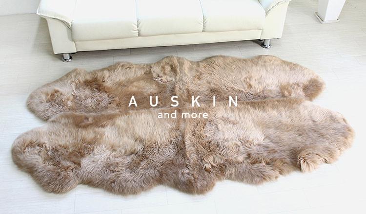 AUSKIN and more(オウスキン アンドモア)