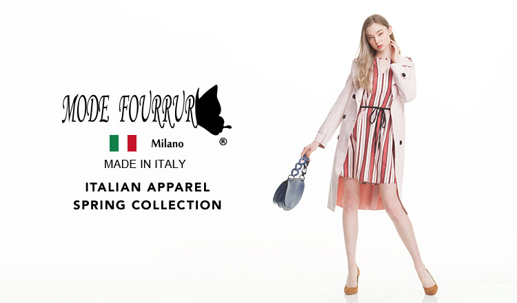 MODE FOURRURE ITALIAN APPAREL SELECTION