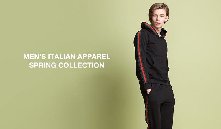 MEN'S ITALIAN APPAREL COLLECTION