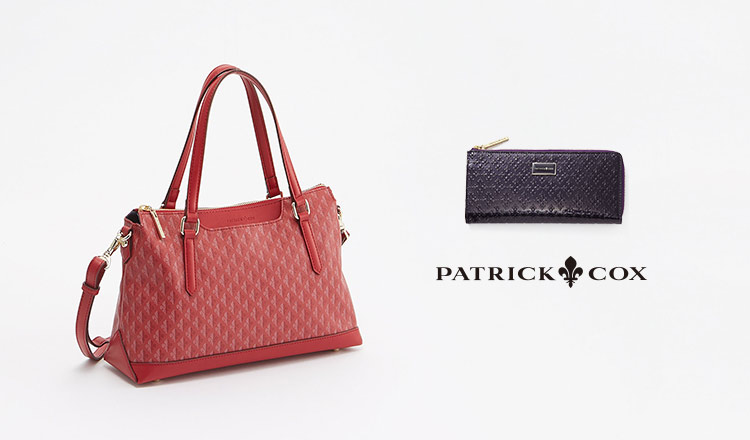 PATRICK COX(パトリック・コックス)