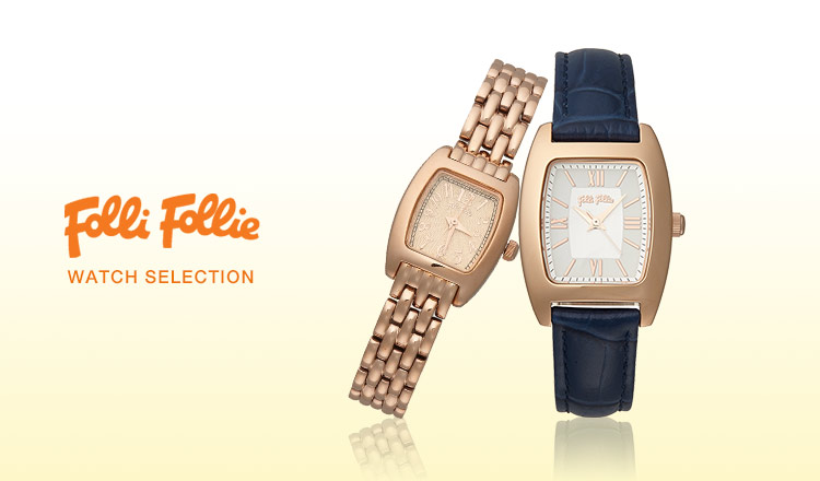 Folli Follie  WATCH SELECTION