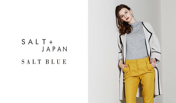 SALT+JAPAN & SALT BLUE