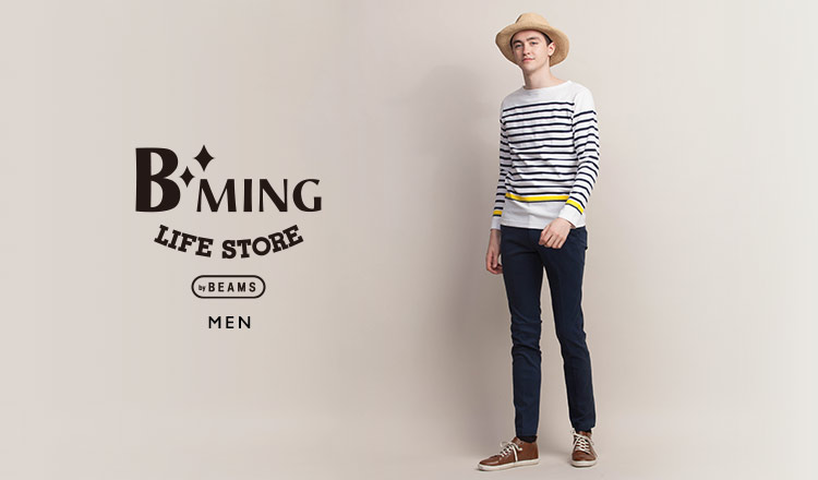B:MING LIFE STORE by BEAMS MEN