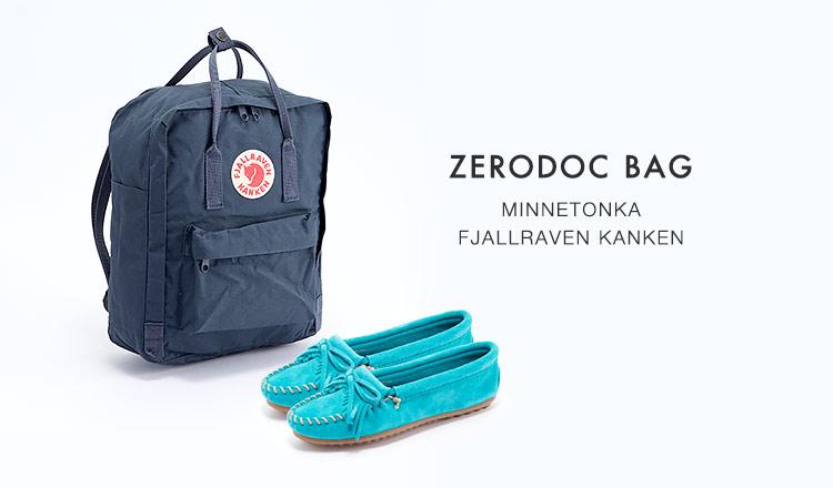 ZERODOC BAG -MINNETONKA- -FJALLRAVEN KANKEN-