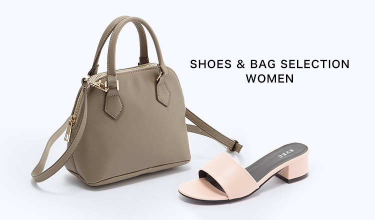 SHOES&BAG SELECTION WOMEN