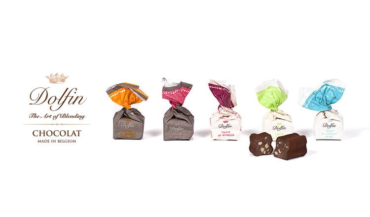 天然素材にこだわった最高級チョコレート DOLFIN(ドルファン)