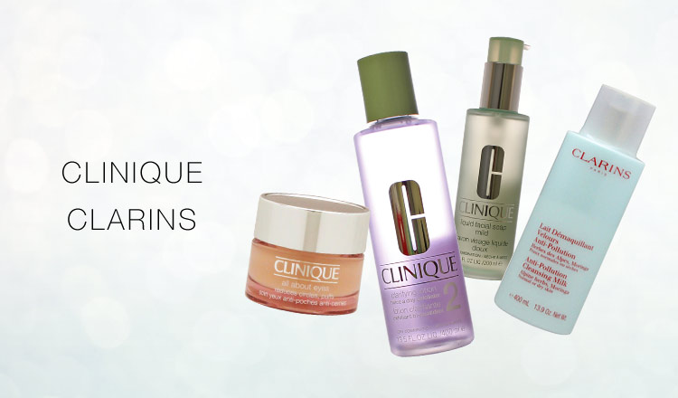 CLINIQUE/CLARINS